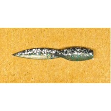"2"" Tadpole - Black Emerald Shiner"