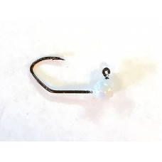 Jig Hook - 1/32 #6 White UV